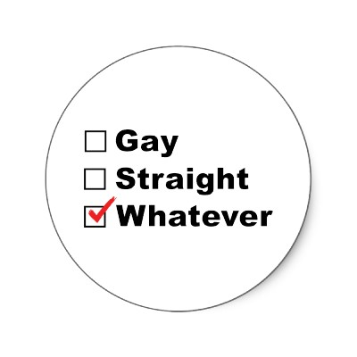 gay straight