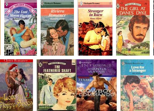 Harlequin Romance Novels